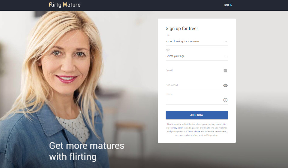 FlirtyMature Review: Is It a Good Hookup Site?
